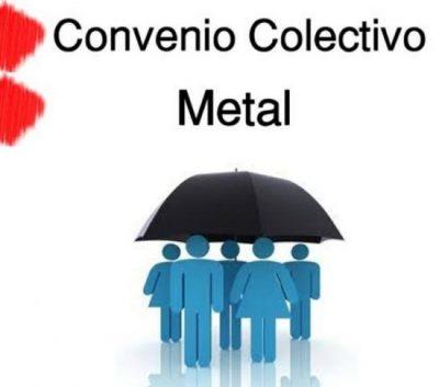 Formación en PREVENCIÓN DE RIESGOS LABORALES del Convenio Estatal del Metal