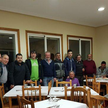 Reunión con los Asociados de la Comarca de O Ribeiro