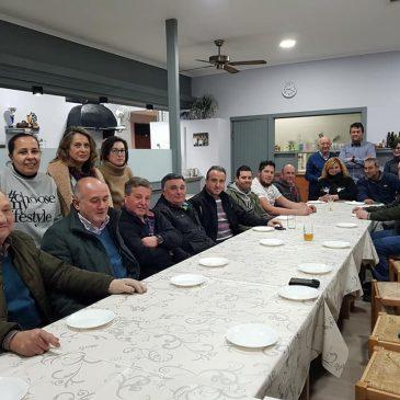 Y finalizamos las reuniones con los Asociados de la Comarca de Celanova